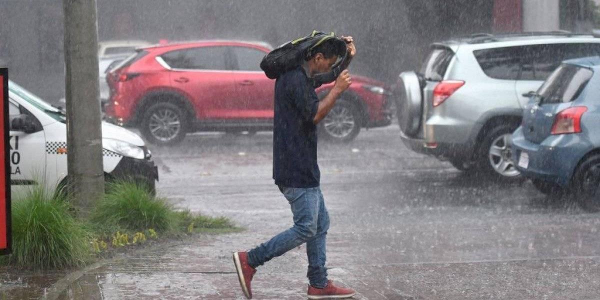 Lluvias dejan cuatro muertos y miles de afectados en Guatemala