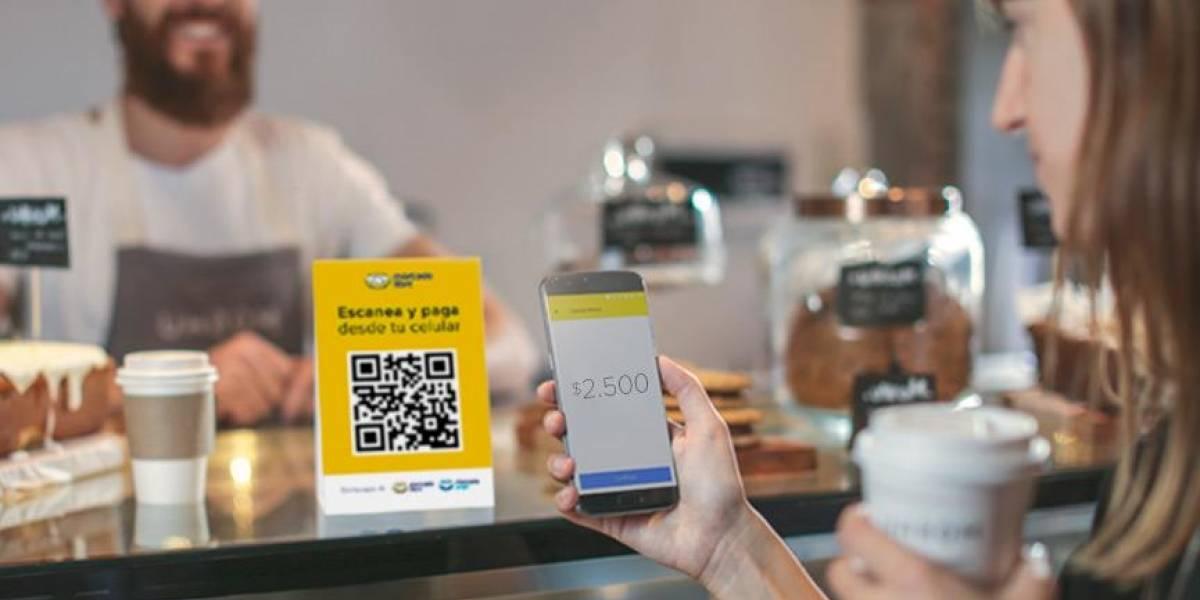 Escanear con tu celular y listo: el código QR busca masificarse como una nueva forma de pagar tus compras