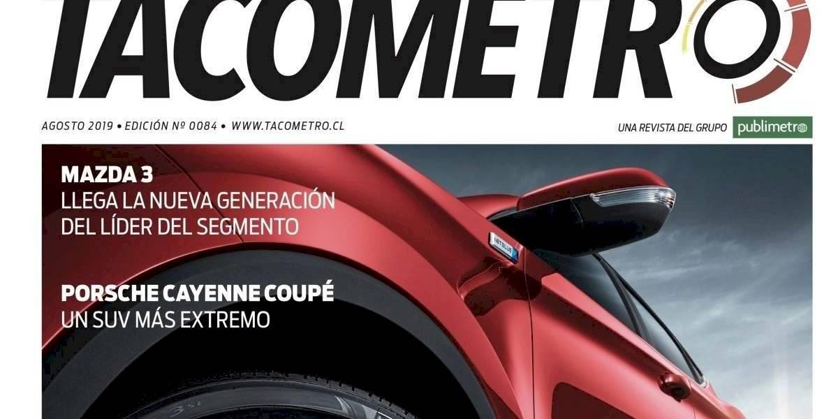 La revista Tacómetro de agosto ya anda suelta por las calles