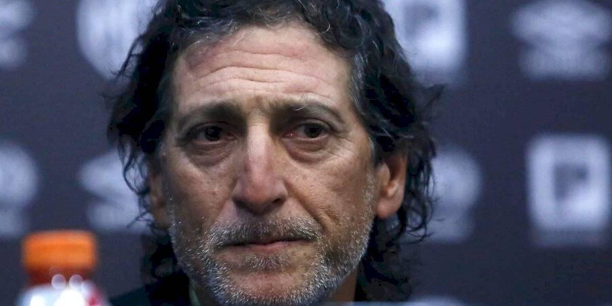 """Mario Salas le respondió a alcalde de La Cisterna: """"Conozco a muchos hinchas de Colo Colo que para nada son delincuentes"""""""