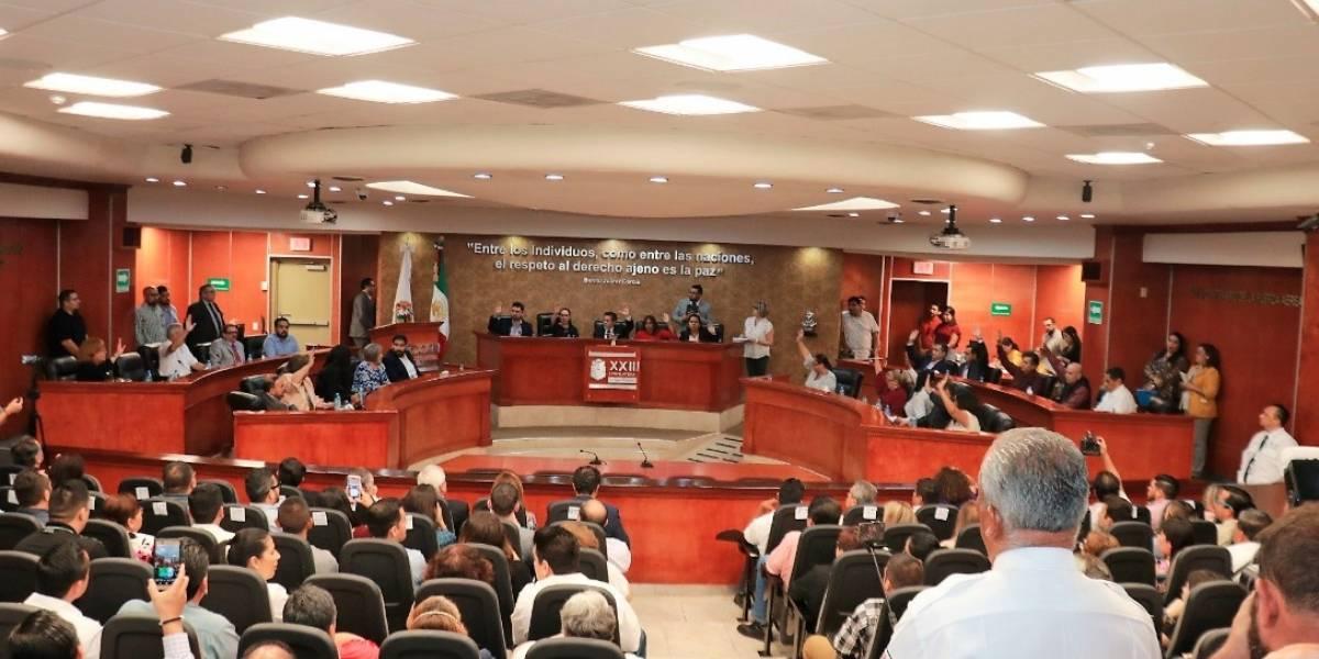 "Congreso de Baja California avala someter a consulta la ""Ley Bonilla"""