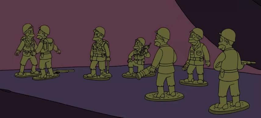 Los Simpson Gay