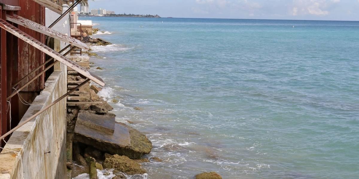 Gobernadora presentó plan para atender erosión costera que ignora al Comité de Expertos y Asesores sobre Cambio Climático