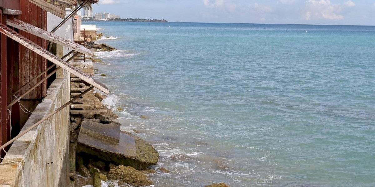 Gobierno sigue a la espera de nuevas recomendaciones para atender erosión costera
