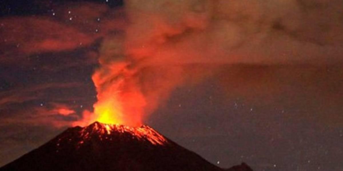 Popocatépetl: Protección Civil está trabajando en un plan en caso de erupción