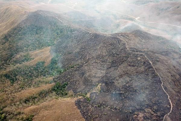 """Resultado de imagen para Brasil afirma que los incendios en la Amazonía """"no están fuera de control"""""""
