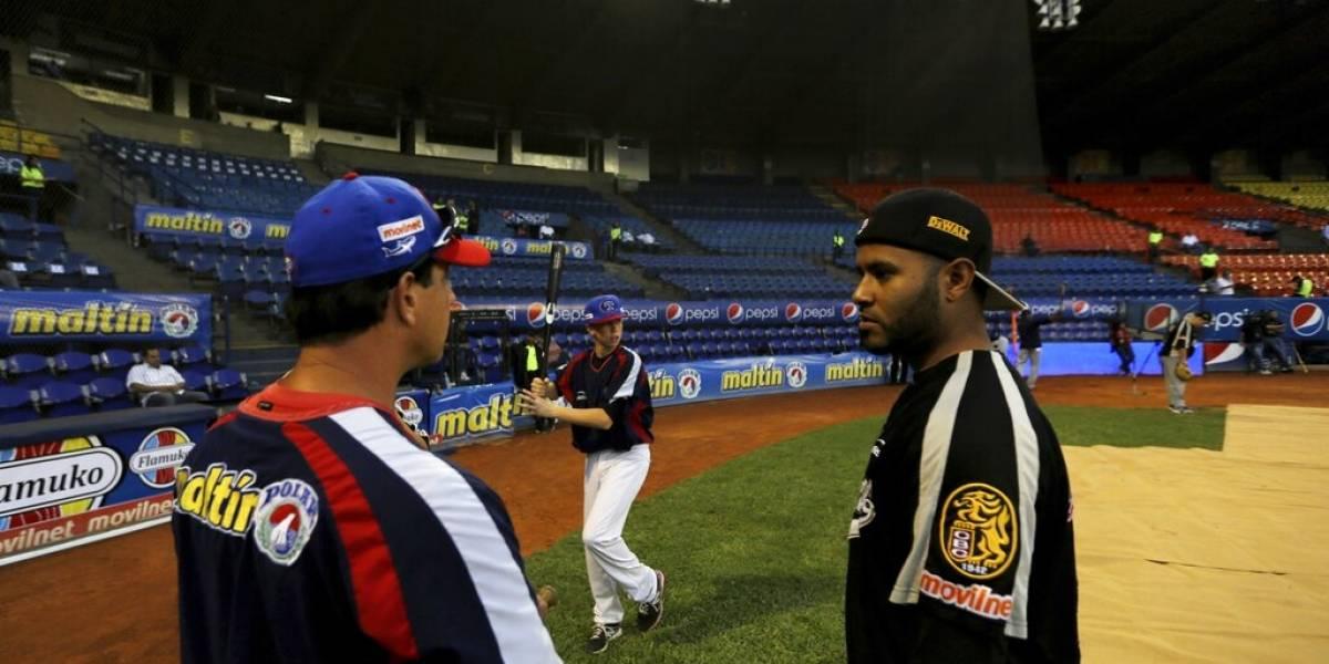 Grandes Ligas prohíbe a peloteros jugar en liga venezolana