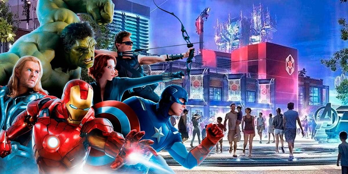 Avengers Campus será la nueva atracción de Disneyland dedicada a los héroes de Marvel