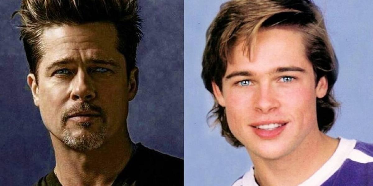La evolución de Brad Pitt: así ha cambiado el célebre actor a lo largo de sus 32 años de carrera