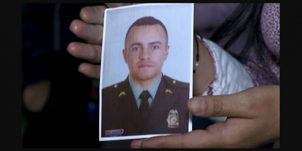 Encuentran cadáver de policía desaparecido en Suba