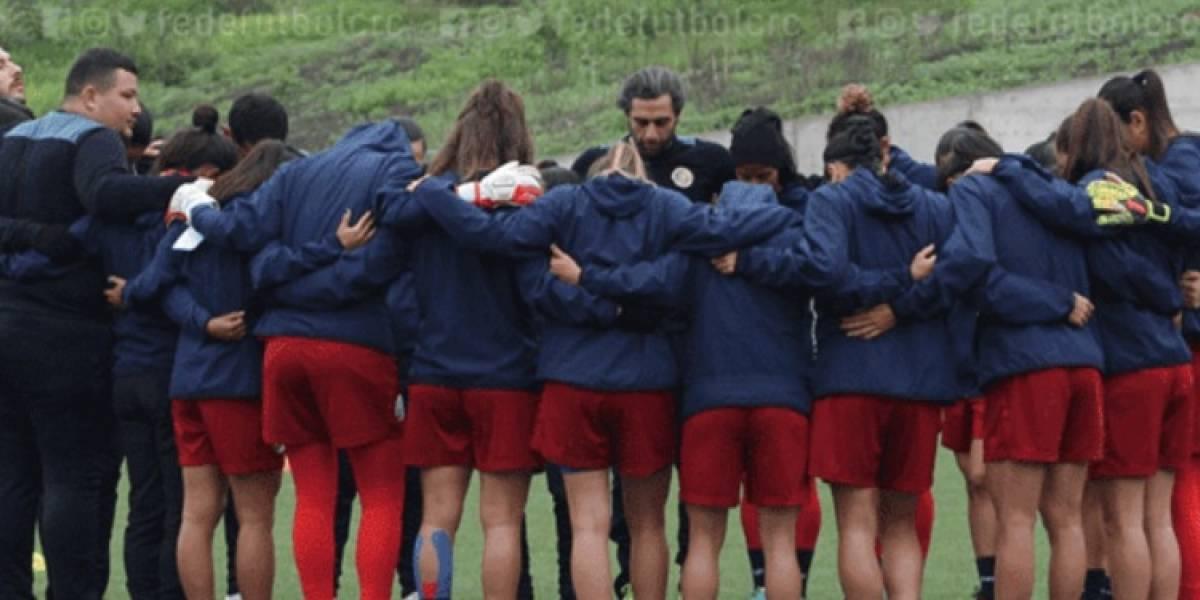 Costa Rica entregó su nómina para enfrentar a la Roja femenina con alta presencia de medallistas panamericanas