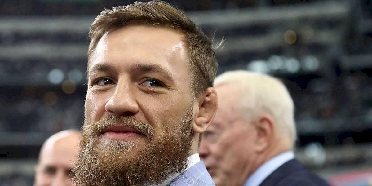 Conor McGregor se presentó en la corte por caso de agresión