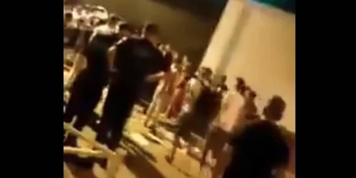 Cinco jóvenes muertos en estampida previo a concierto de famoso rapero