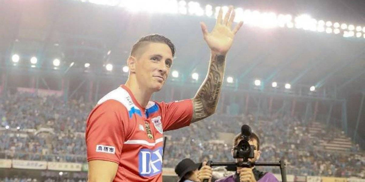"""VIDEO. Fernando """"El Niño"""" Torres le dice adiós al futbol siendo una leyenda"""