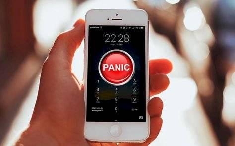 Uber CDMX Botón de pánico