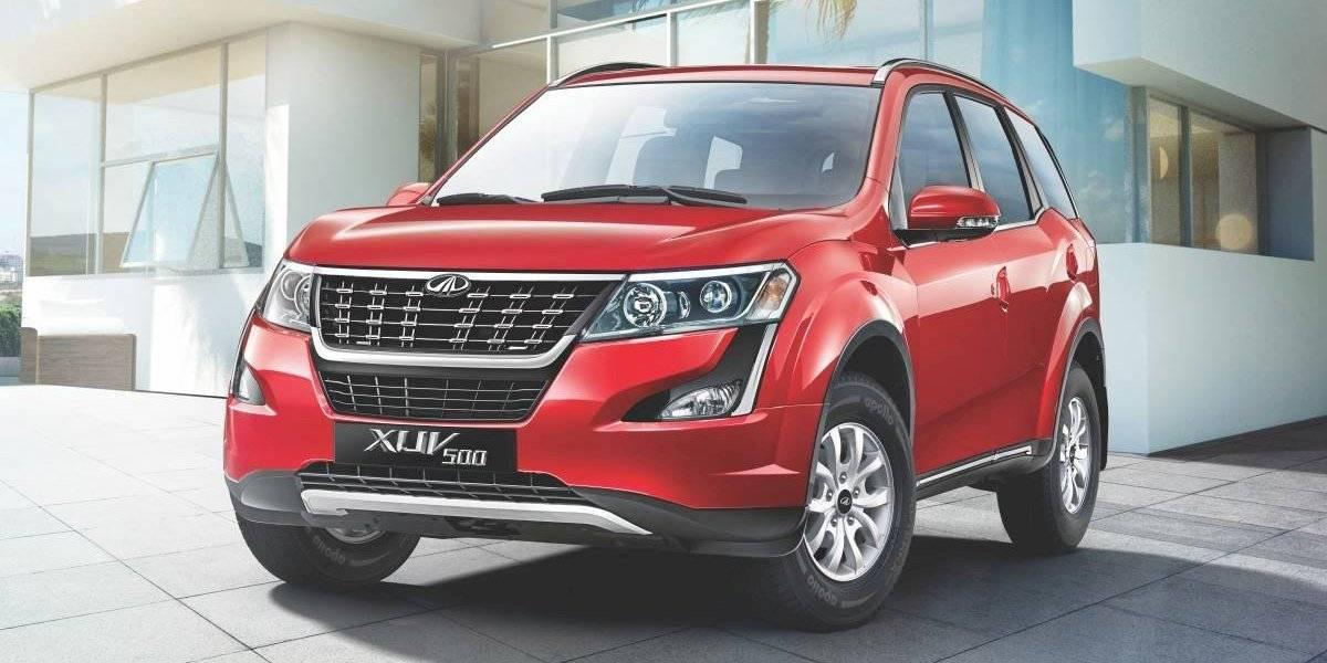 Mahindra presenta el facelift de su XUV 500 diésel