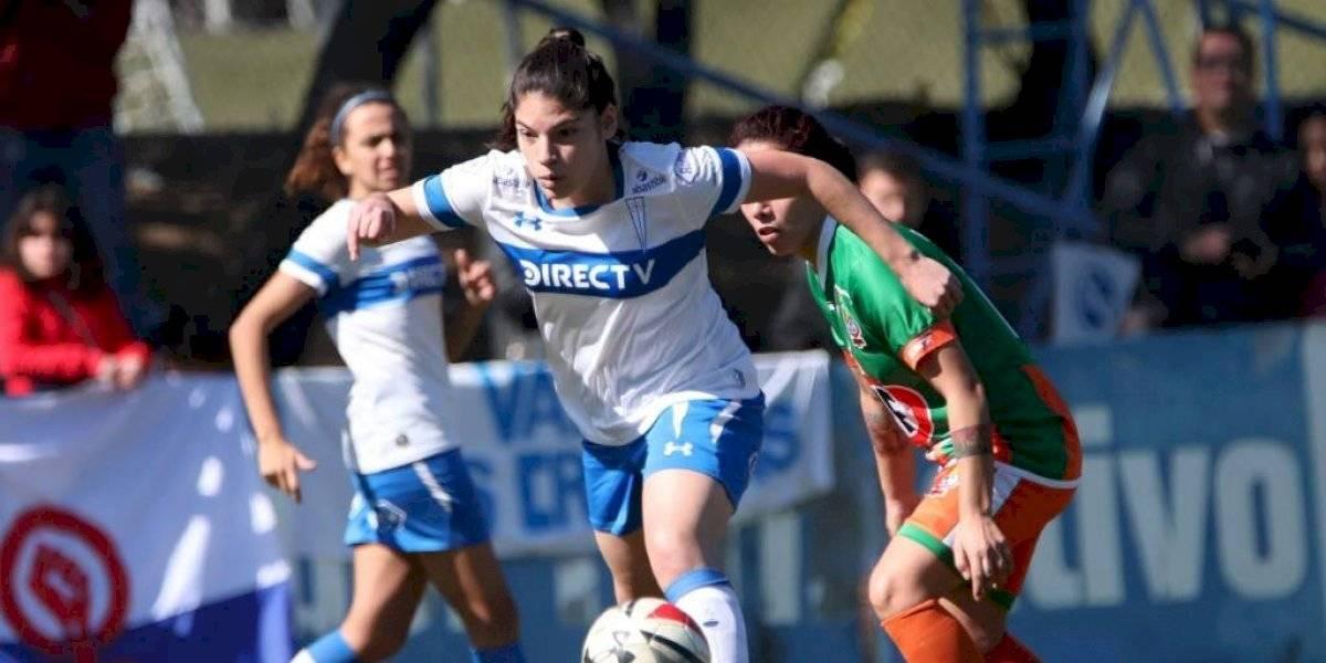 """Javiera Moreno, capitana de la UC femenina sobre jugar en el Nacional: """"Es sentirnos parte del club"""""""