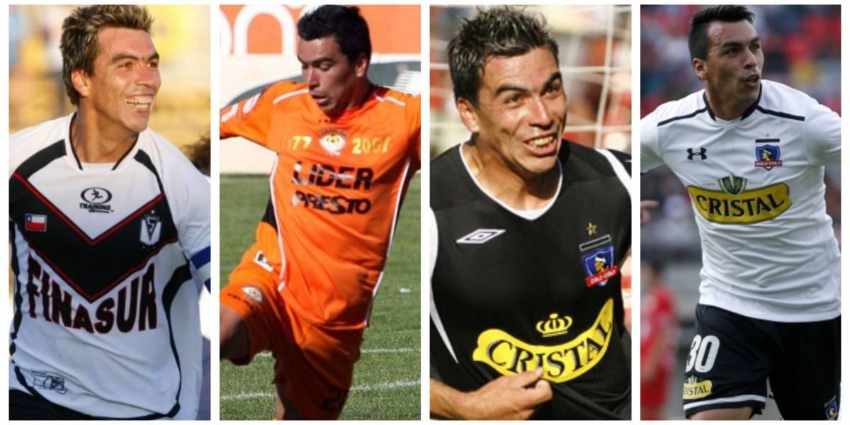 Los goles y momentos que marcaron la carrera de Esteban Paredes en el fútbol chileno