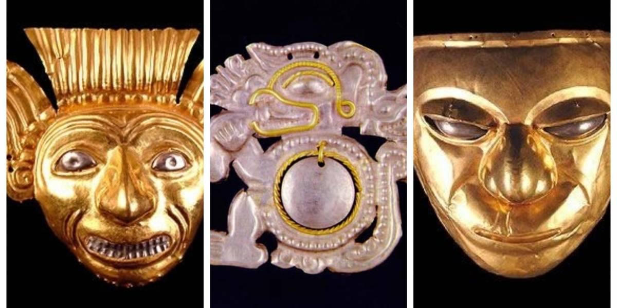 El platino, el metal que se descubrió en Ecuador