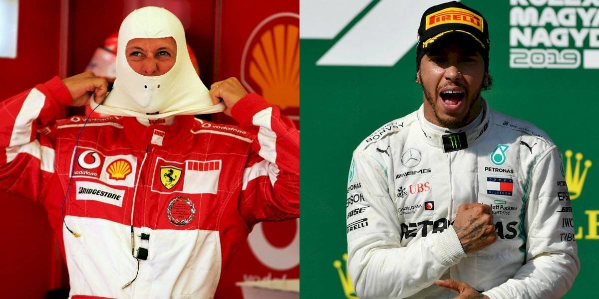 Schumacher-Hamilton