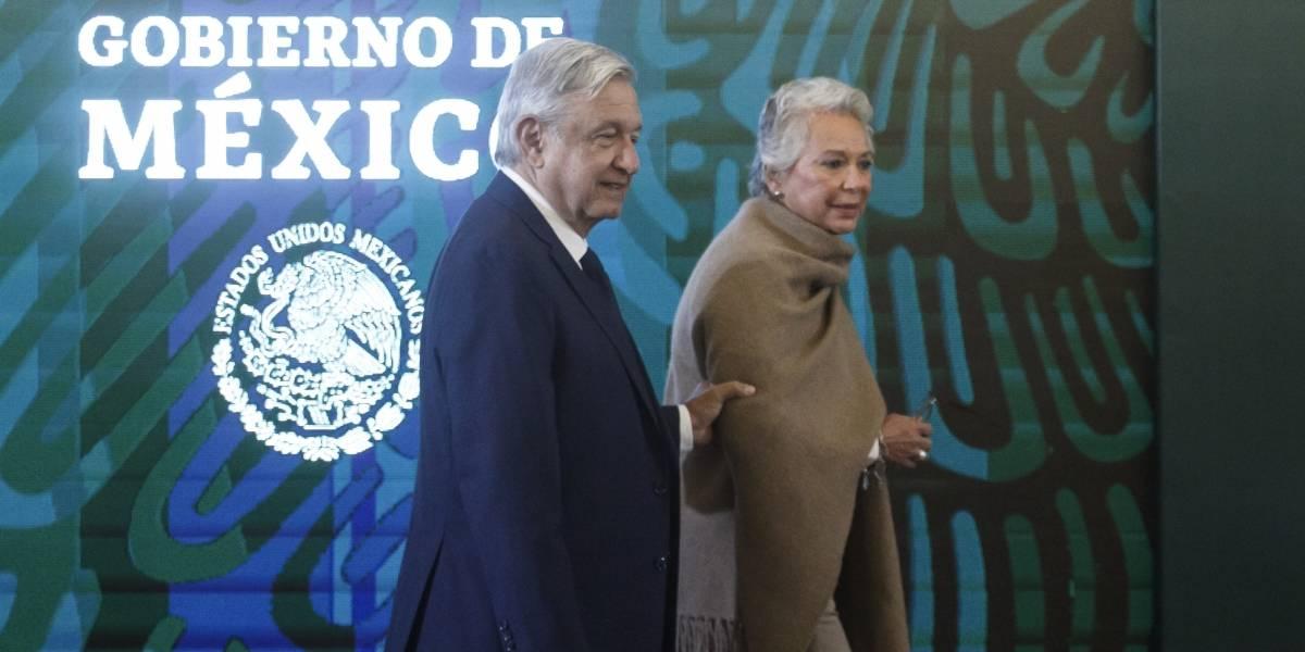 Niega Sánchez Cordero rumor sobre supuesta renuncia a la Segob