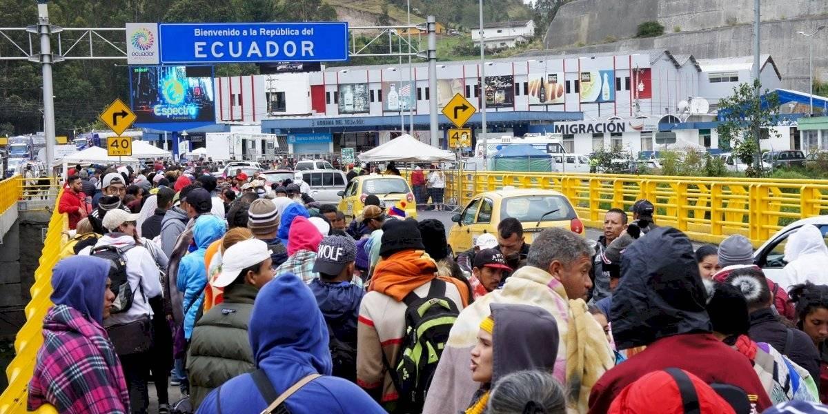 Frontera de Colombia con Ecuador sería reabierta el 1 de noviembre