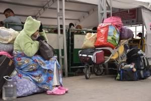 7.000 venezolanos llegan a frontera de Ecuador y Colombia
