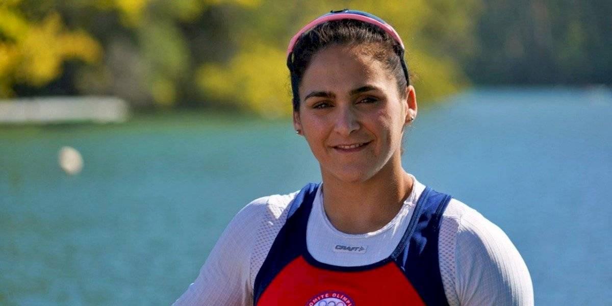 María José Mailliard ratificó su buen momento y clasificó a los Juegos Olímpicos de Tokio 2020