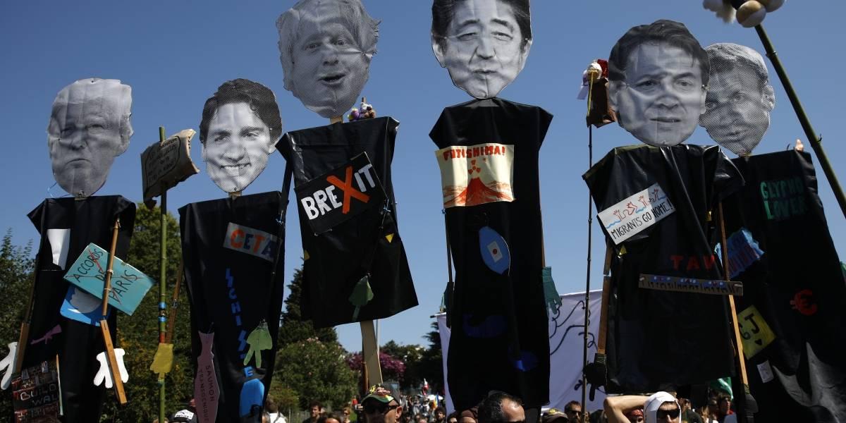 Cumbre del G7, prueba de unidad para los líderes mundiales