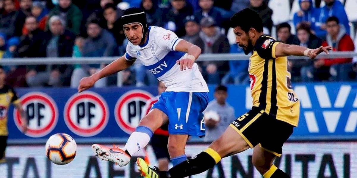 Diego Valencia sería la gran sorpresa de la UC para enfrentar a la U en el Clásico Universitario