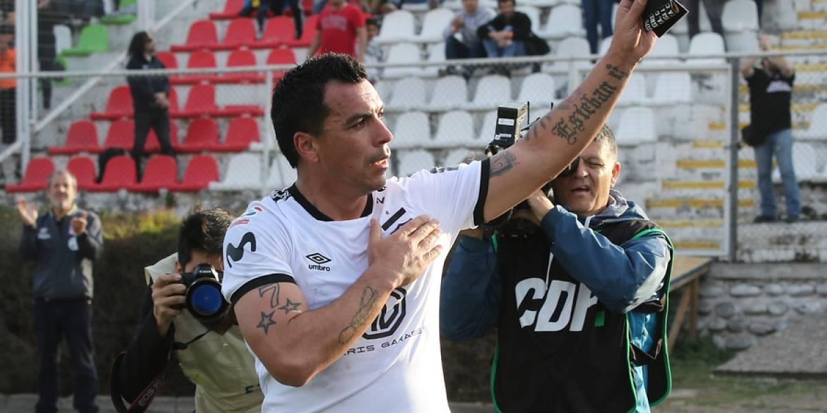 El récord también se traduce en plata: Los millones que recibirá Esteban Paredes tras igualar a Chamaco Valdés