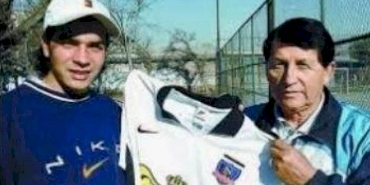 """Chamagol, sobrino de Chamaco, y el récord de Paredes: """"Mi tío estaría contento, porque lo alcanza un jugador identificado con Colo Colo"""""""