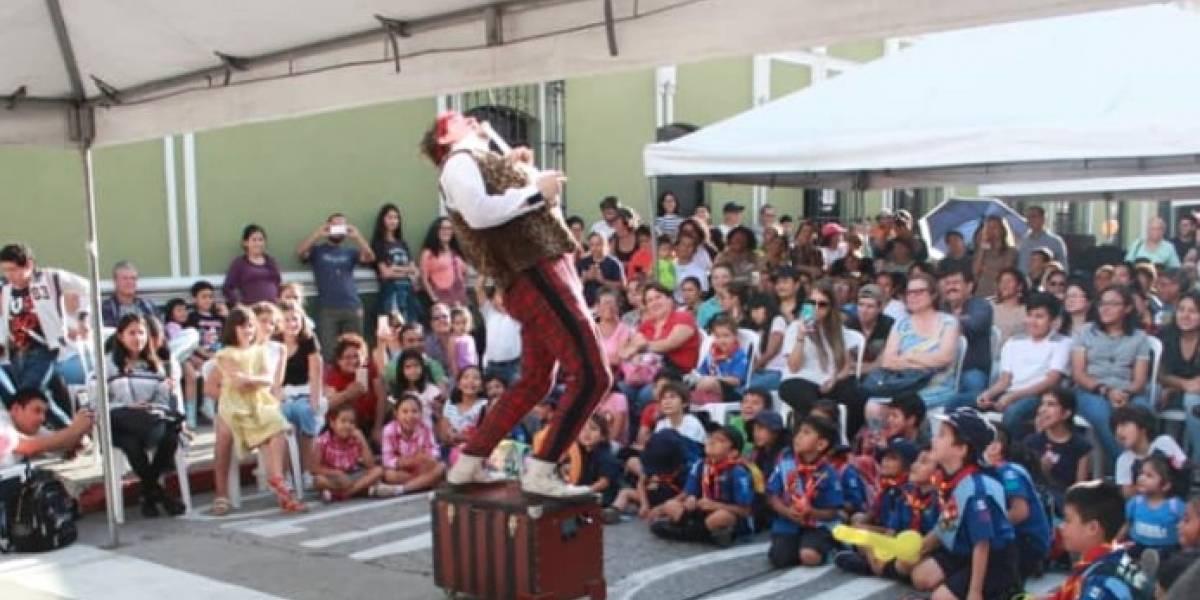 """VIDEO. Celebran la """"Fiesta de los 4 barrios"""" de la zona 1"""