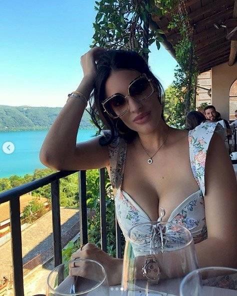 María García, esposa de Felipe Caicedo Instagram
