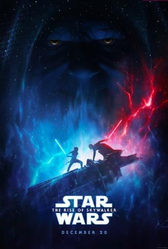 Star Wars: The Rise of Skywalker revela nuevo poster e impresionante adelanto con el lado oscuro de Rey