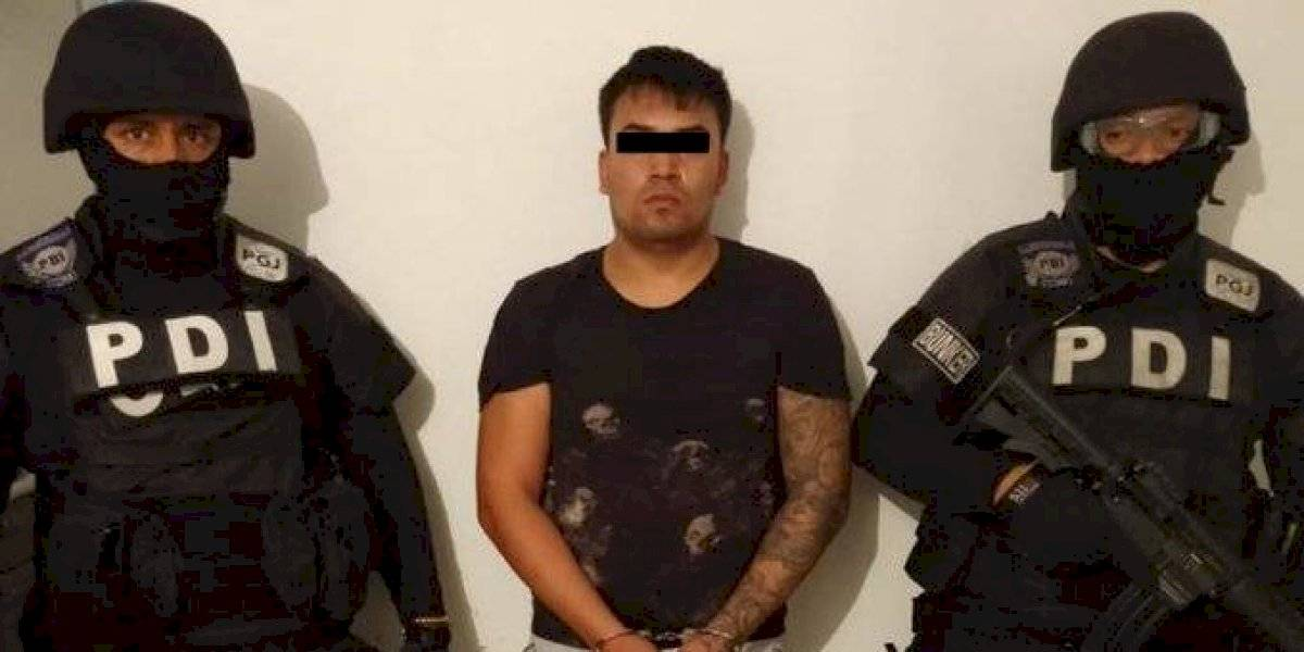 """Detienen a """"El Perrillas"""", presunto líder del cártel de Tláhuac"""