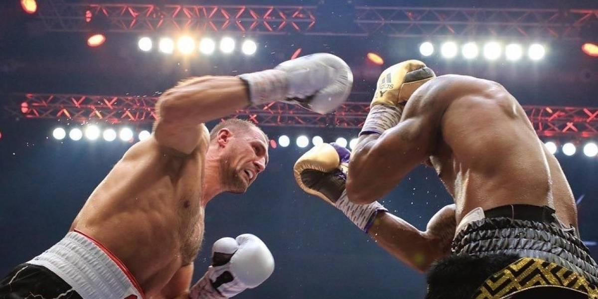 Sergey Kovalev gana, convence y retiene su cinturón