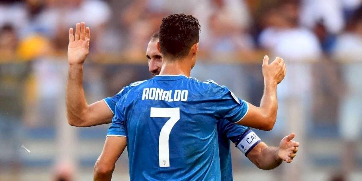Juventus derrotó a Parma y comenzó con el pie derecho su defensa al título de la Serie A