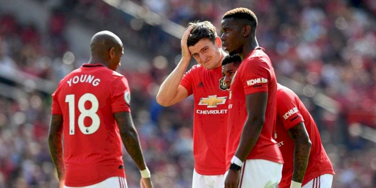 Sufren sin Alexis: Manchester United sucumbió en los descuentos ante el Crystal Palace en Old Trafford