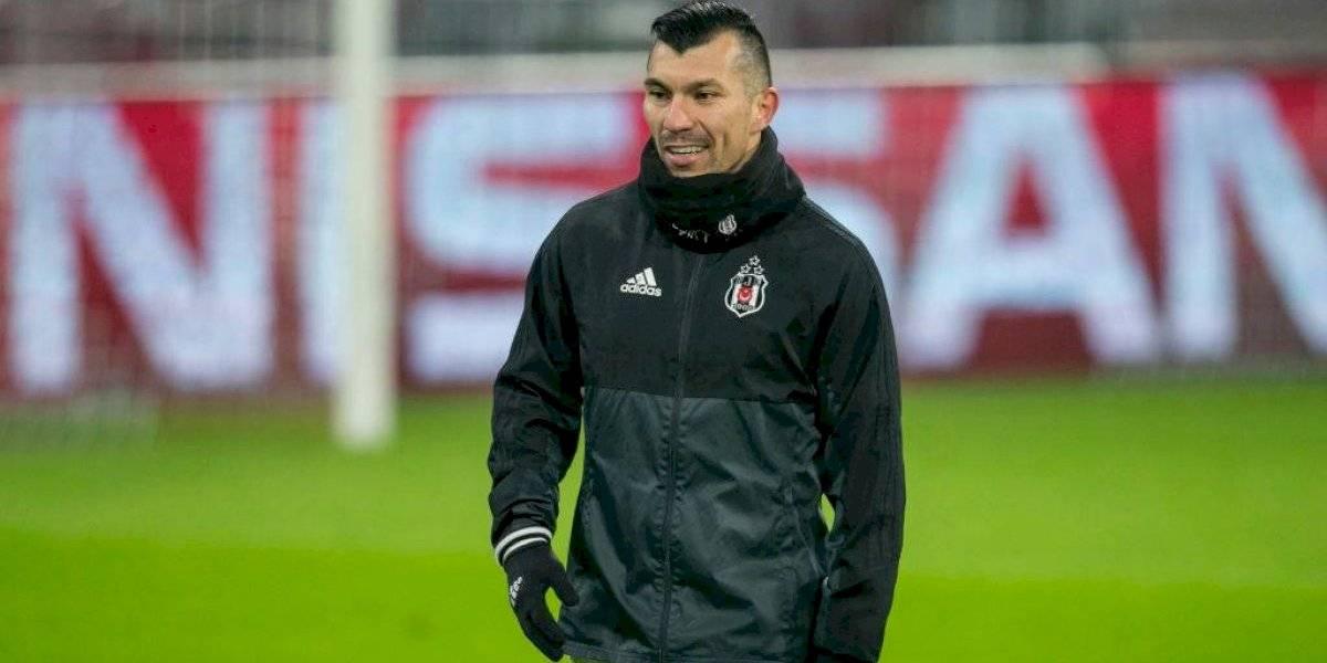 Bologna inició negociaciones con Besiktas para que Gary Medel sea el reemplazante de Erick Pulgar