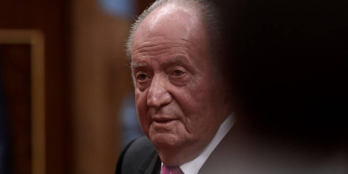 """Es operado """"con éxito"""" del corazón el rey emérito español, Juan Carlos"""