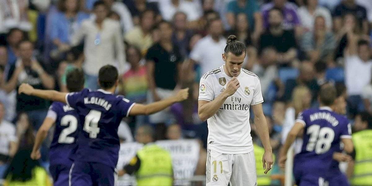 Real Madrid sufre en el Bernabéu para conseguir un complicado empate ante el Valladolid