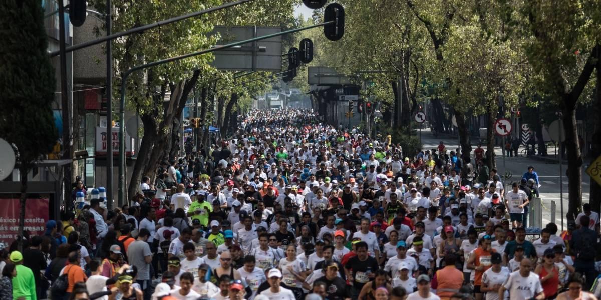 ¿Cuánto dinero ganarán los triunfadores del Maratón de la CDMX?