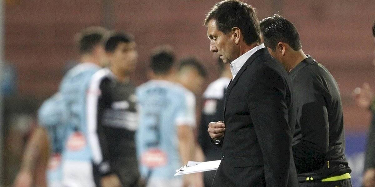 Unión Española se aburrió de Fernando Díaz y decidió despedirlo tras una larga mala racha deportiva