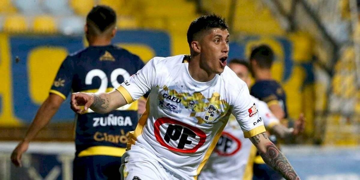 Coquimbo Unido derrotó de visita a Everton y se metió en la pelea por ingresar a la Libertadores