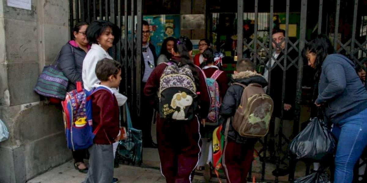 Ciclo escolar inicia son programa 'Mochila segura': Sheinbaum