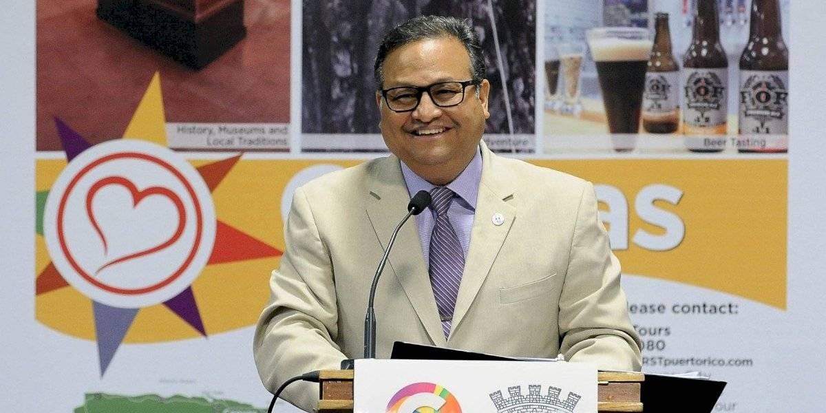 En aislamiento alcalde de Caguas por positivo a COVID-19 de Conny Varela