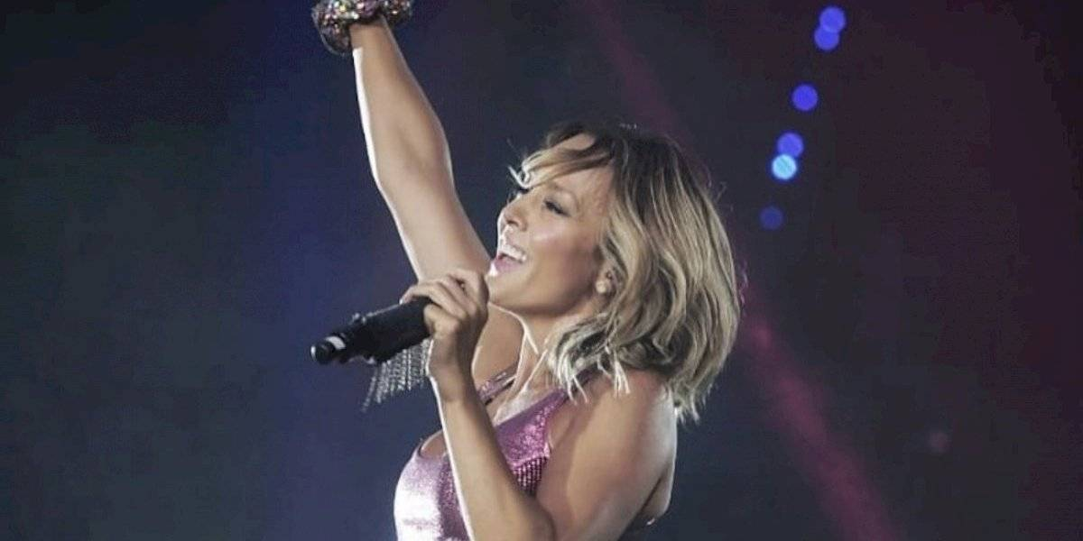 Fey, la sorpresa del 90s Pop Tour en su recta final