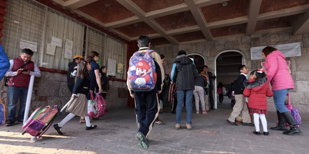 Vigilarán regreso a clases 12 mil policías en CDMX