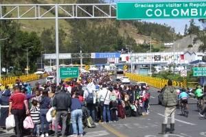 La visa humanitaria se exige a migrantes venezolanos a partir de las 00:00 de este 26 de agosto